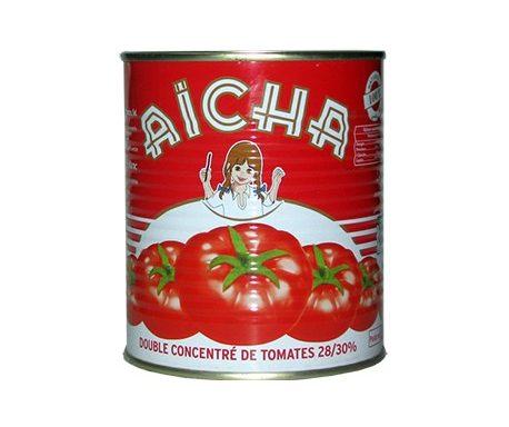 Concentré de tomates 880 g