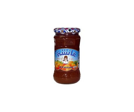 Confiture d'abicots 500 ml