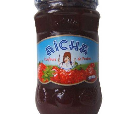 Confiture fraise 500 ml