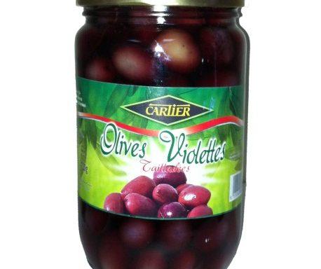 Olives Violettes 720g
