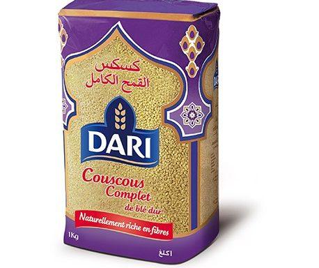 Couscous Complet DARI018