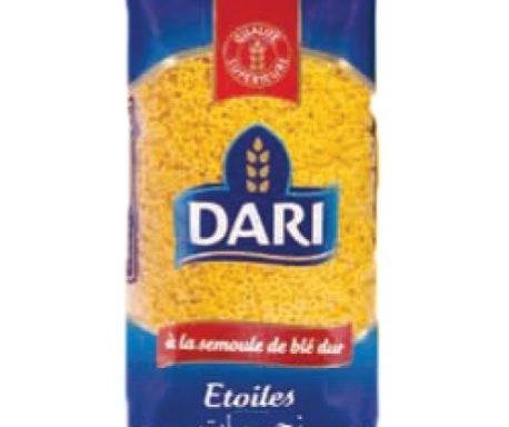Étoiles 500g DARI024