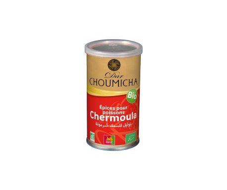 Épice chermoula pour poisson 80 g DCH001
