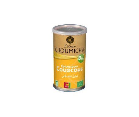 Épices Couscous DCH002