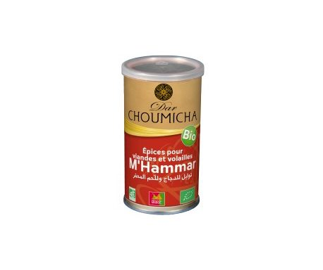 Épices M'Hammer DCH005