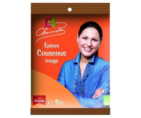Épices couscous rouge DCH015