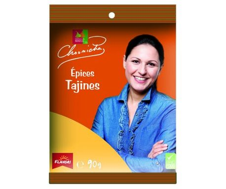 Épices Tajines DCH016