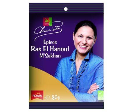 Épices Ras El Hanout M'Sakhen DCH021