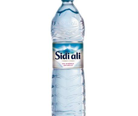 Eau minérale Sidi Ali 1.5 litre