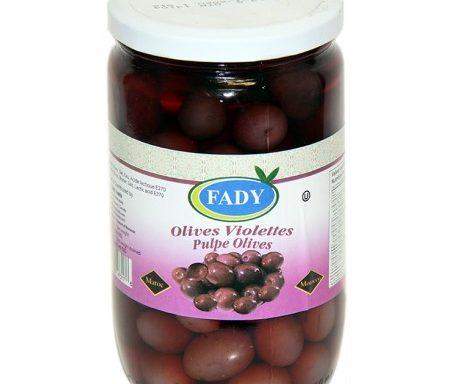 Olives Violettes