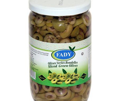 Olives Vertes Rondelles