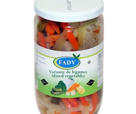 Variante de légumes FOV017