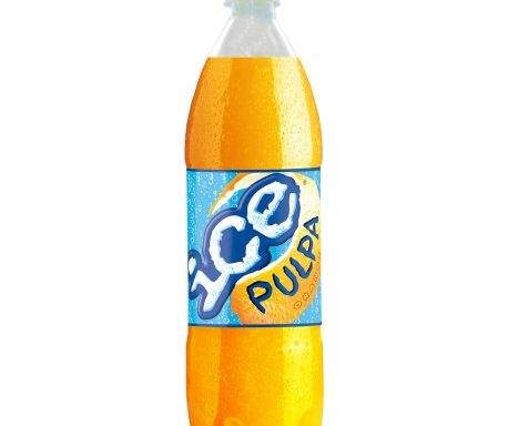 ICE PULPA Orange 1.5 litre
