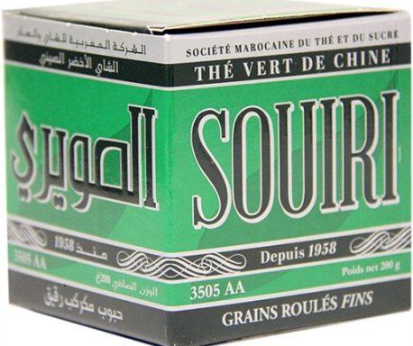 Thé vert Souiri 200 g