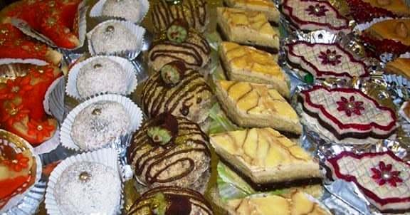 Pâtisseries marocaines 8