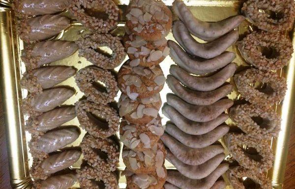 Pâtisseries marocaines 6
