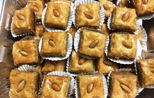 Pâtisseries marocaines 5