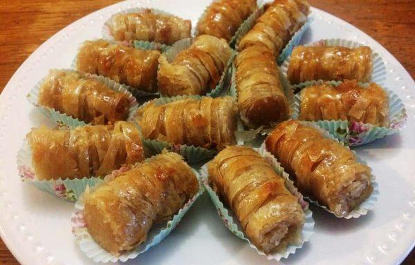 Pâtisseries marocaines 1