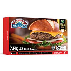 Al Safa Burger Angus
