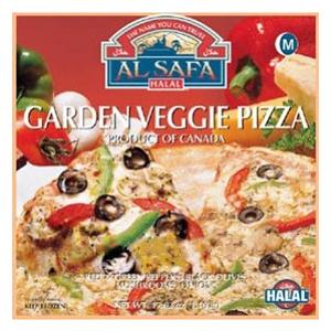 Al Safa Pizza veggie