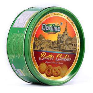 Biscuit aux Beurre Vert Danima