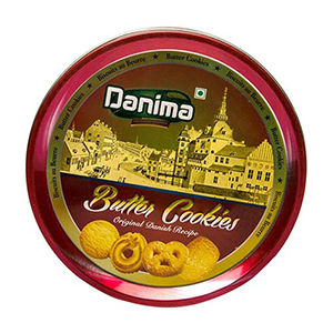 Biscuit au Beurre Rouge Danima