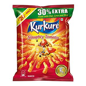 Casse-Croute aux Tomates Kurkure