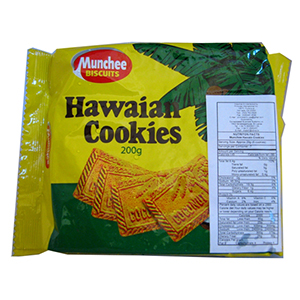 Biscuits Hawaiiens