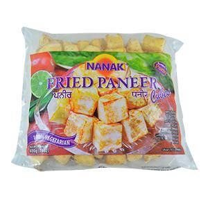 Nanak Paneer Frits en Cubes