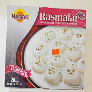 Nanak Rasmalai