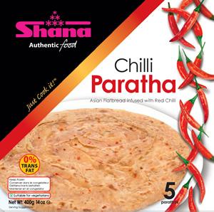 Paratha Chili
