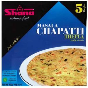 Chapati Masala