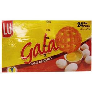 Biscuits Lu Gala – aux Oeufs