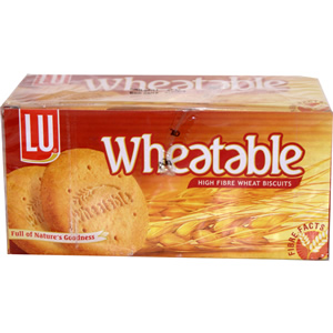 Biscuits Lu Wheatable – Haut en Fibre