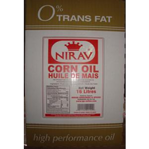 Nirav Huile de Maïs