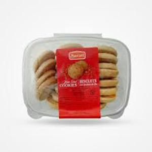 Biscuits aux Graines de Lin