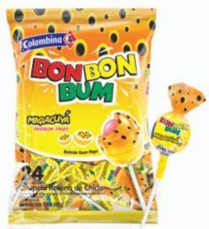 BON BON BUM Mandarine