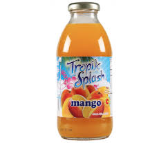 Boisson Tropik Splash Mangue