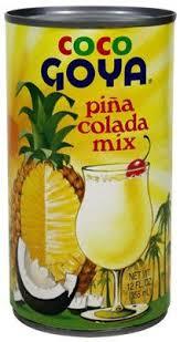 Mélange Pina Colada Goya