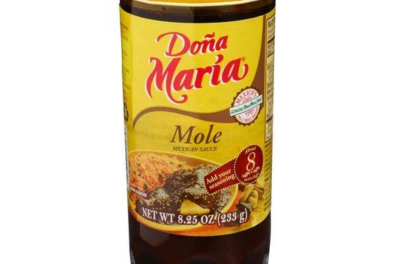 Mole rouge Dona Maria