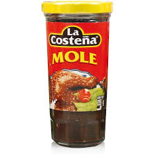 Mole rouge La Costena