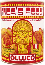 Olluco Aliments Inca