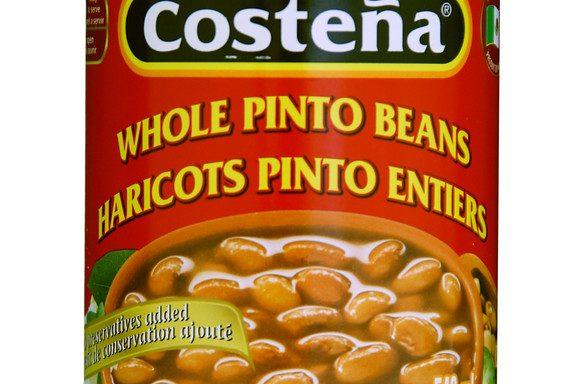 Haricots Pinto entiers La Castena