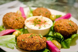 Assiette Falafel et Tarator
