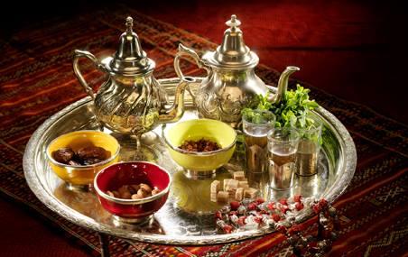 Ensemble complet de service de thé