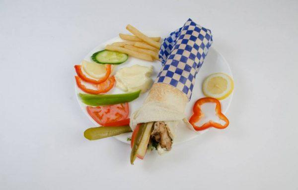 Sandwich Tawouk